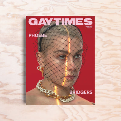 Gay Times – Issue 510 - Print Matters!
