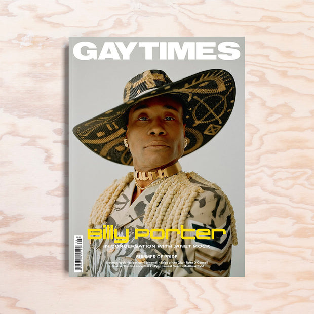 Gaytimes – Issue 496 - Print Matters!