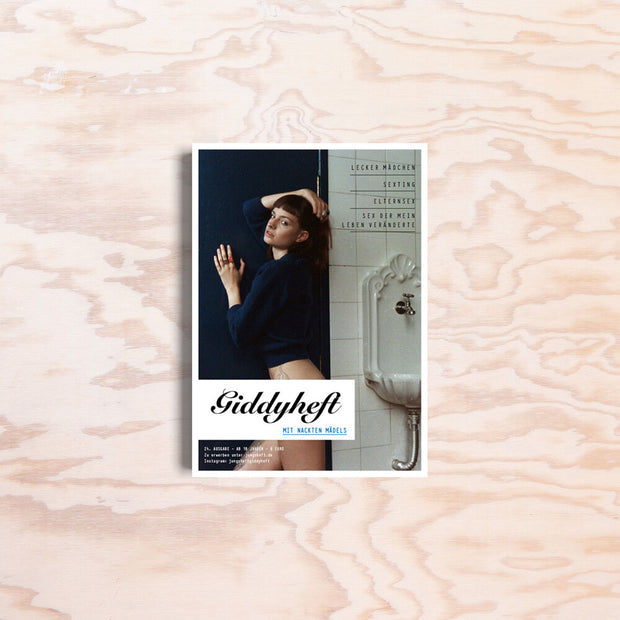 Giddyheft – Issue 24