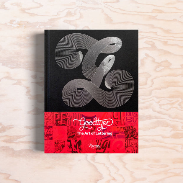 Goodtype: The Art of Lettering - Print Matters!