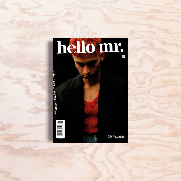 Hello Mr. – Issue 10