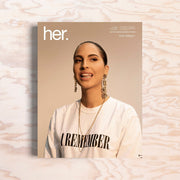 Her. – Issue 8 - Print Matters!
