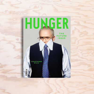 Hunger – Issue 18 - Print Matters!
