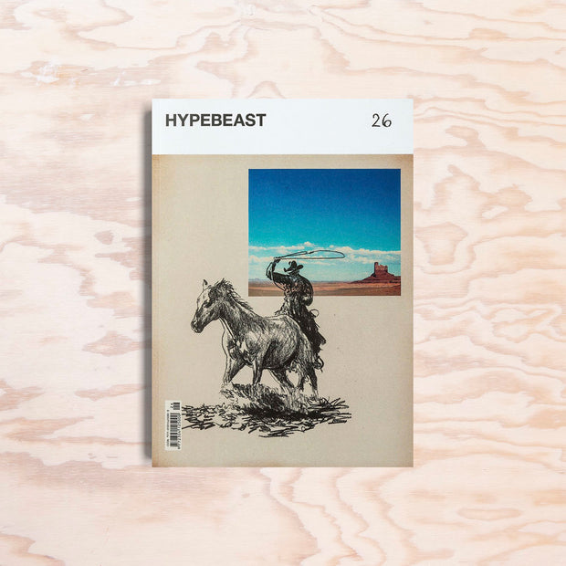 Hypebeast – Issue 26 - Print Matters!