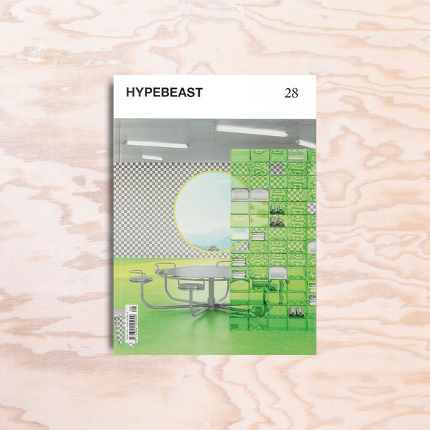 Hypebeast – Issue 28 - Print Matters!