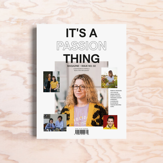 It's a Passion Thing – Issue 2