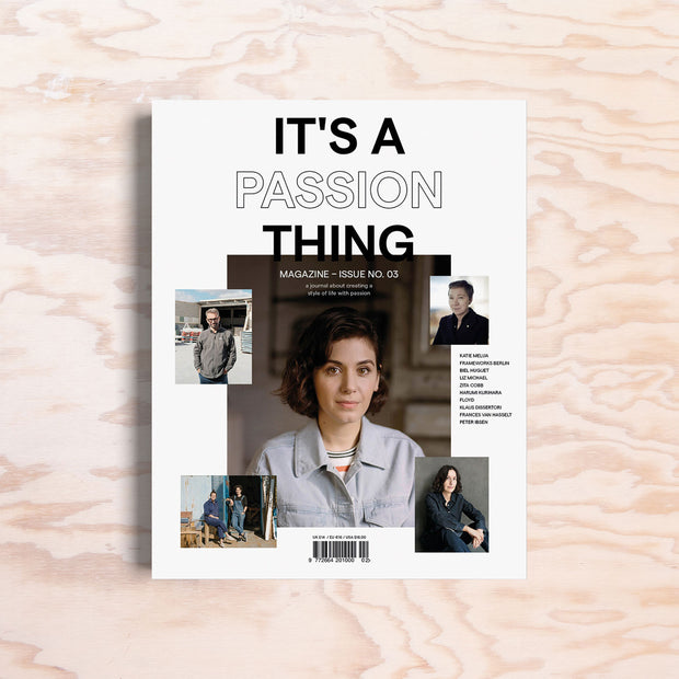 It's a Passion Thing – Issue 3 - Print Matters!