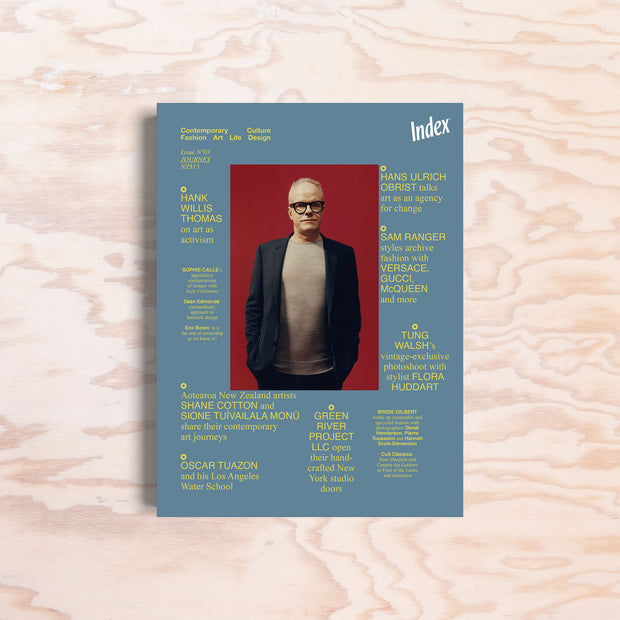 Index Magazine – Issue 3 - Print Matters!