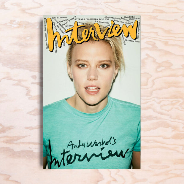 Interview – Issue 528 - Print Matters!