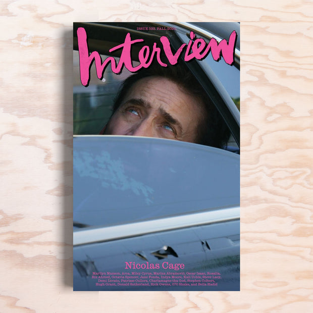 Interview – Issue 533 - Print Matters!