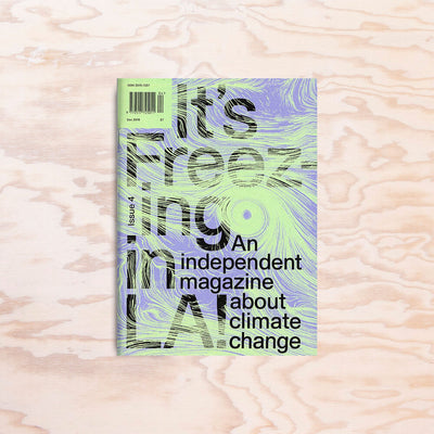 It's Freezing in LA – Issue 4 - Print Matters!