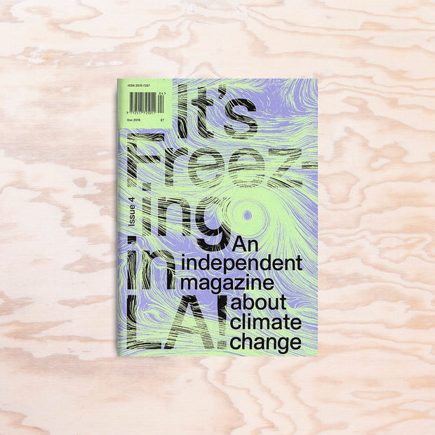 It's Freezing in LA – Issue 4