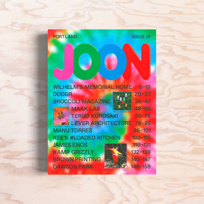 Joon – Issue 1 (Portland)