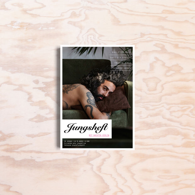 Jungsheft – Issue 29 - Print Matters!