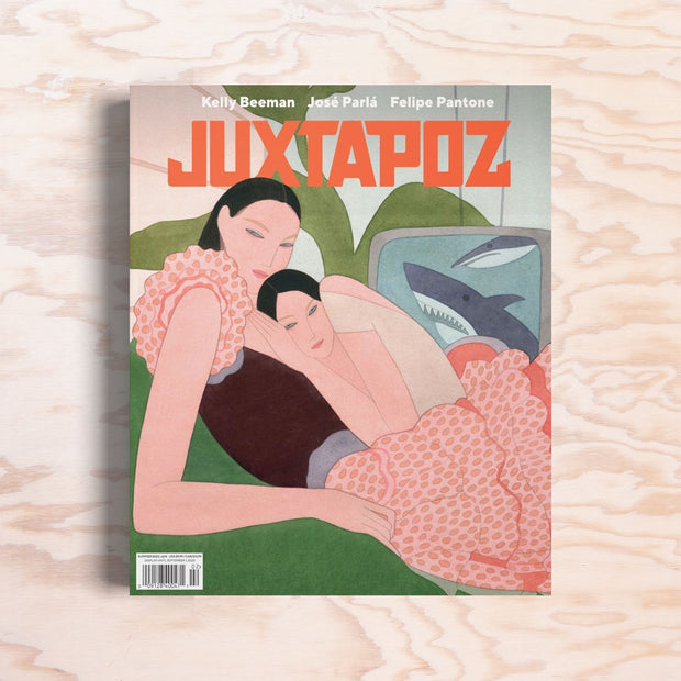 Juxtapoz – Issue 214