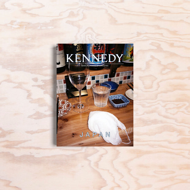 Kennedy – Issue 11