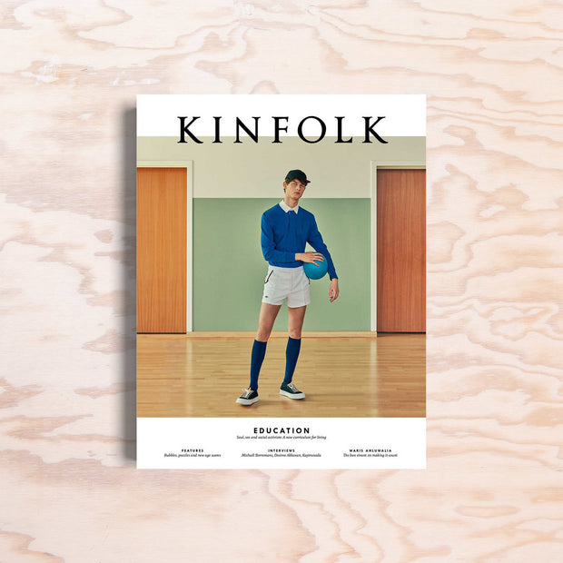 Kinfolk – Issue 33 - Print Matters!