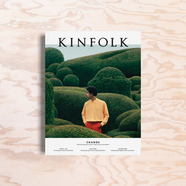 Kinfolk – Issue 35 - Print Matters!