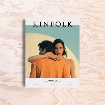 Kinfolk – Issue 34 - Print Matters!
