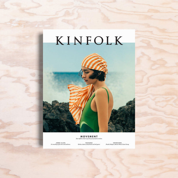 Kinfolk – Issue 36 - Print Matters!
