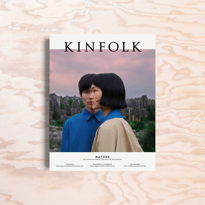 Kinfolk – Issue 37 - Print Matters!