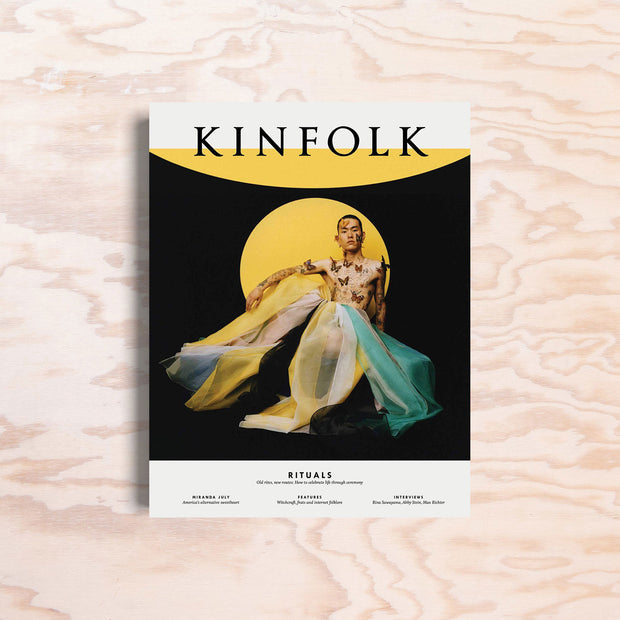 Kinfolk – Issue 38 - Print Matters!