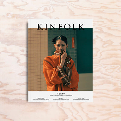 Kinfolk – Issue 32 - Print Matters!