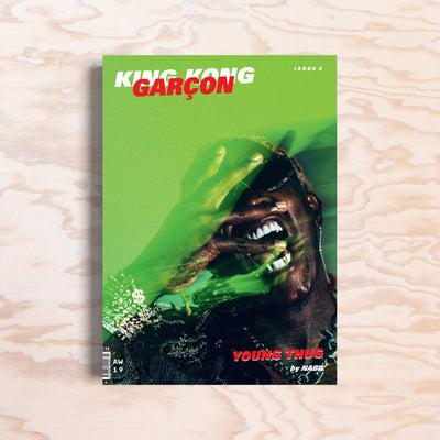 King Kong Garcon – Issue 3 - Print Matters!