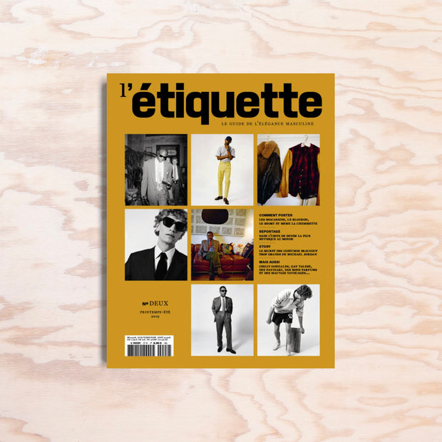 L'Étiquette – Issue 2
