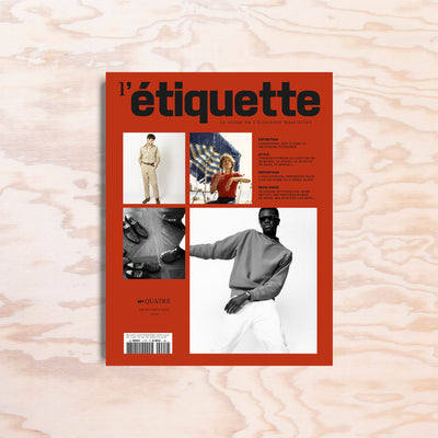 L'Étiquette – Issue 4
