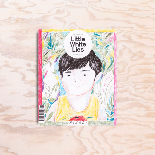 Little White Lies – Issue 88 - Print Matters!