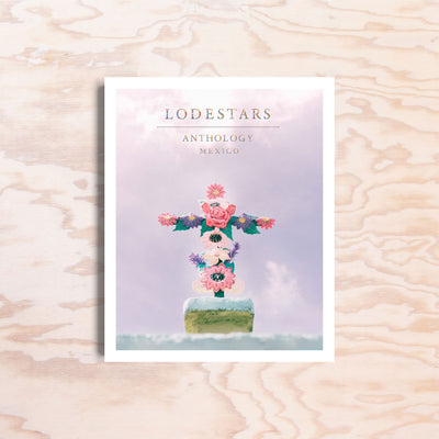 Lodestars Anthology – Issue 13 (Mexico)