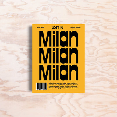 LOST iN – Milan - Print Matters!