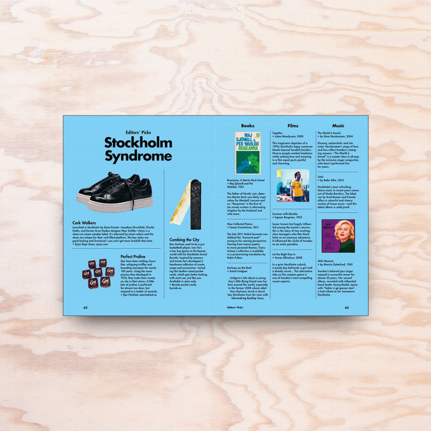 LOST iN – Stockholm - Print Matters!