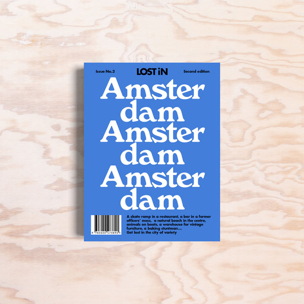 LOST iN – Amsterdam - Print Matters!