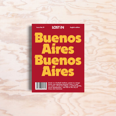LOST iN – Buenos Aires - Print Matters!