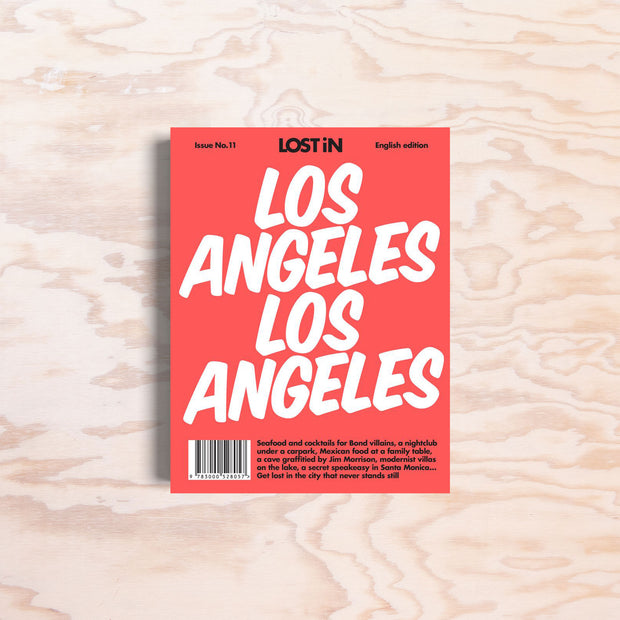 LOST iN – Los Angeles - Print Matters!