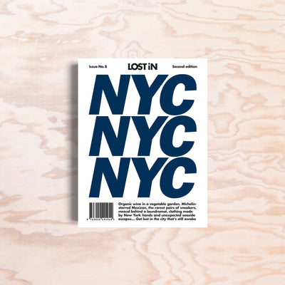 LOST iN – New York City - Print Matters!