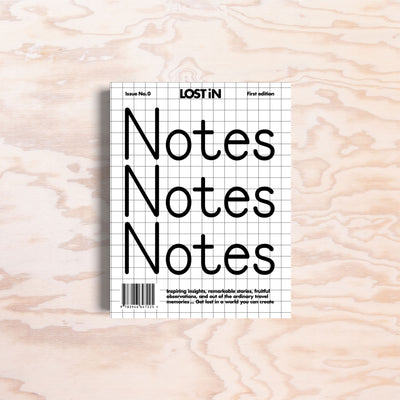LOST iN – Notes - Print Matters!