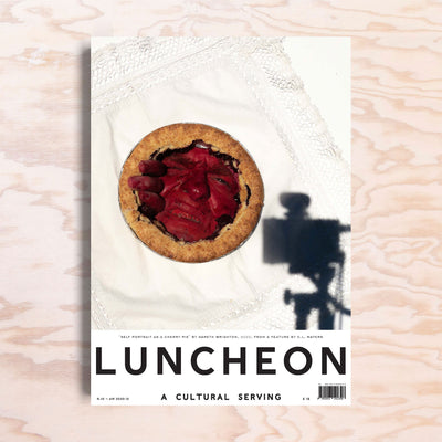 Luncheon – Issue 10 - Print Matters!