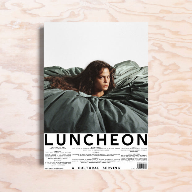 Luncheon – Issue 7 - Print Matters!