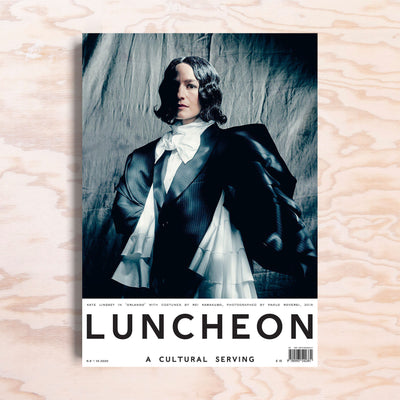 Luncheon – Issue 9 - Print Matters!