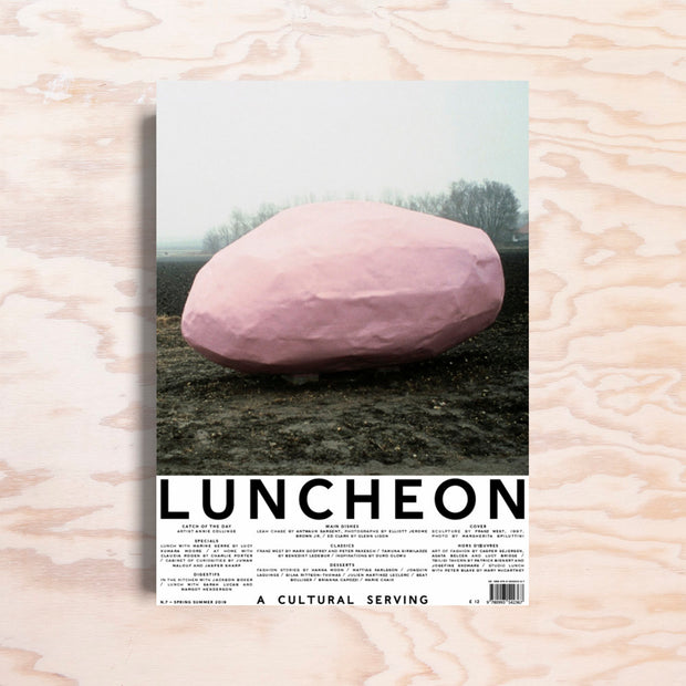 Luncheon – Issue 7