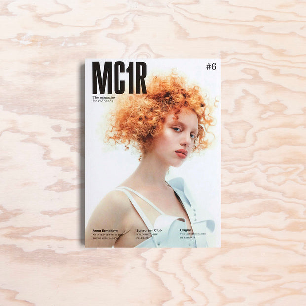 MC1R – Issue 6 - Print Matters!