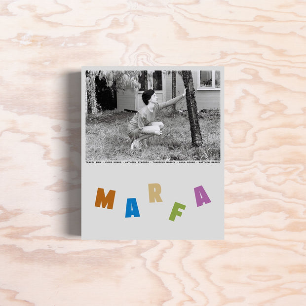 Marfa – Issue 14 - Print Matters!