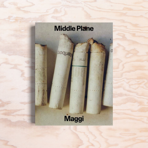 Middle Plane – Issue 3 - Print Matters!