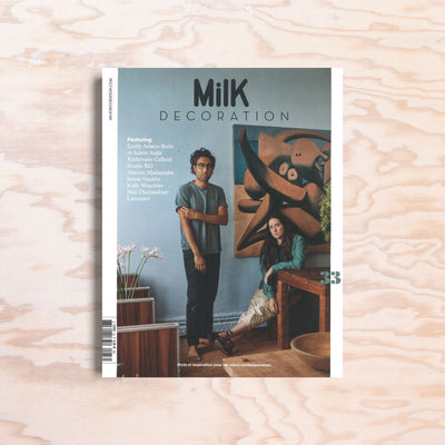 Milk Decoration (EN) – Issue 33