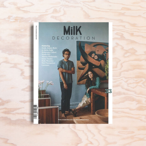 Milk Decoration (EN) – Issue 33 - Print Matters!