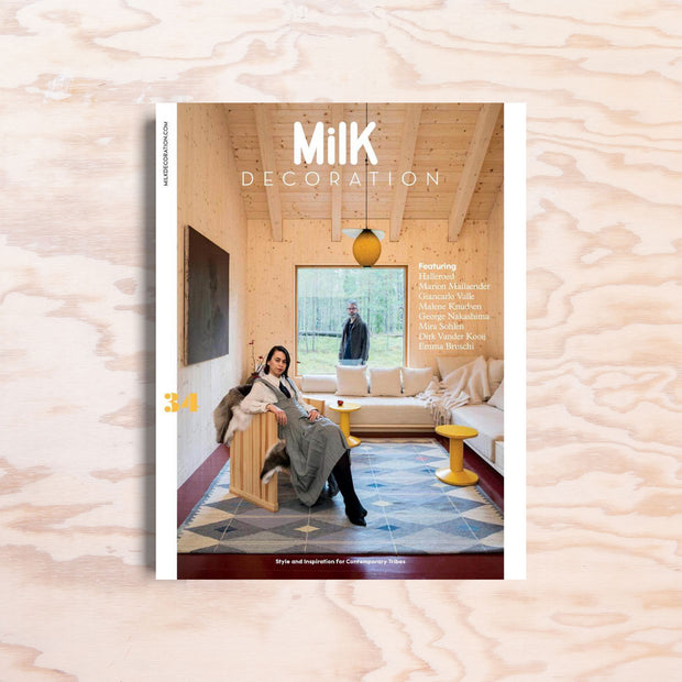 Milk Decoration – Issue 34 - Print Matters!