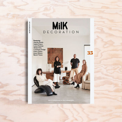 Milk Decoration – Issue 35 - Print Matters!